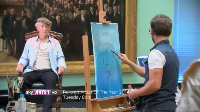 Portrait Artist of the Year Finale