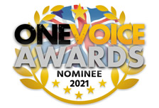 Voiceover Artist of the Year - Female